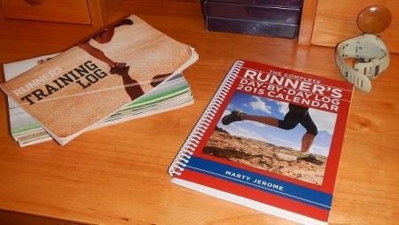 running log training logs