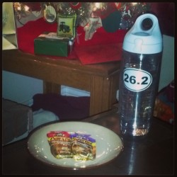 energy gels for Santa