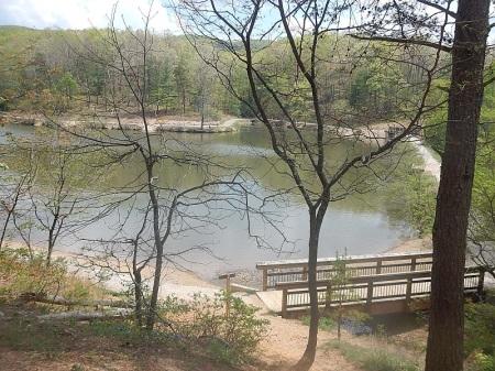 Pandapas Pond