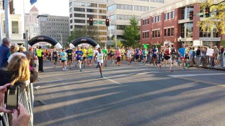 2014 Blue Ridge Marathon