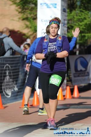 A classic finish line photo.
