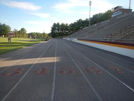 Pulaski County High School Track