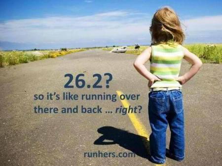 marathon distance