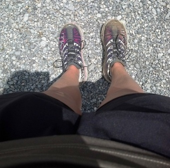Hoka OneOne Stinson Trail Shoes