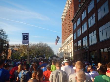 2014 Blue Ridge Half Marathon