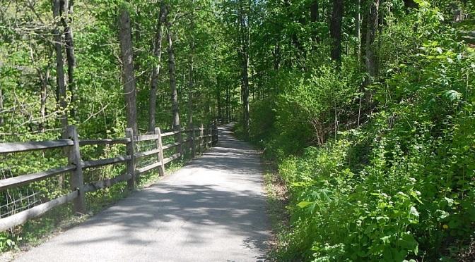 Wildwood Park Trail Radford