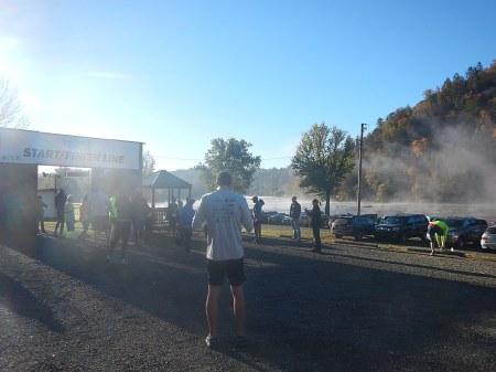 New River Trail 25K Fries VA