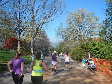 2014 Blue Ridge Half Marathon Peakwood
