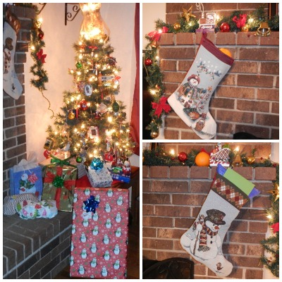 Christmas Christmas 2014 Christmas morning Christmas stockings