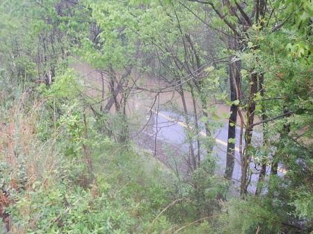 Flooding in Farmville