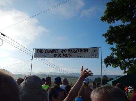 Varmint Half Marathon