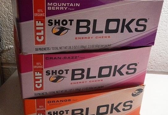 Clif Shot Bloks