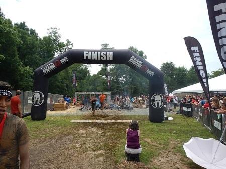 DC Spartan Sprint Race Spartan Race