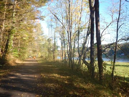 New River Trail 25K New River State Park Trail