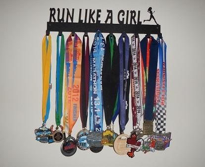 race medals medal hanger