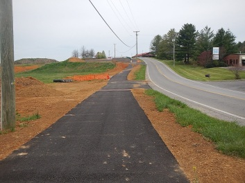 Huckleberry Trail extension