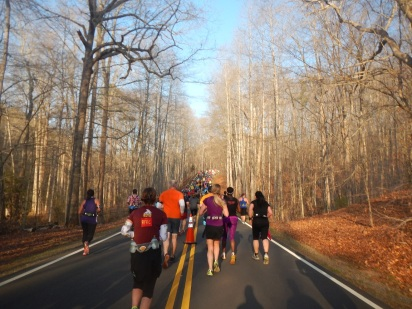 Marine Corps 17.75K Prince William Forest Park