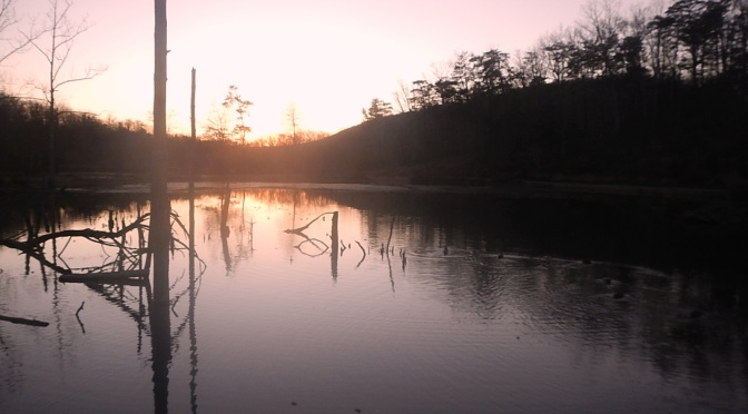 Pandapas Pond Poverty Creek Trail System