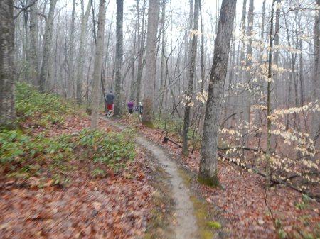 Montvale 5 Miler trail race