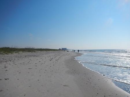 Myrtle Beach Beach Running