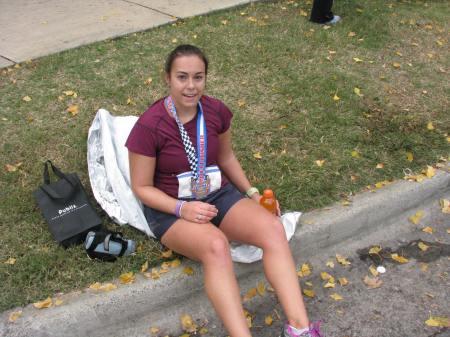 2013 Thunder Road Marathon
