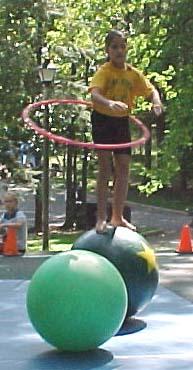 Jim Moyer Circus Club