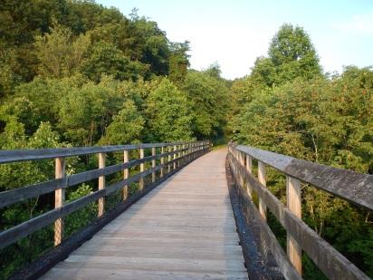 New River State Park Trail Pulaski