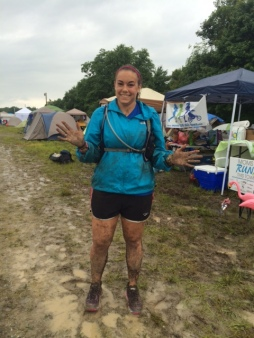 All the mud. PC: Debbie (I'm about 95% sure)