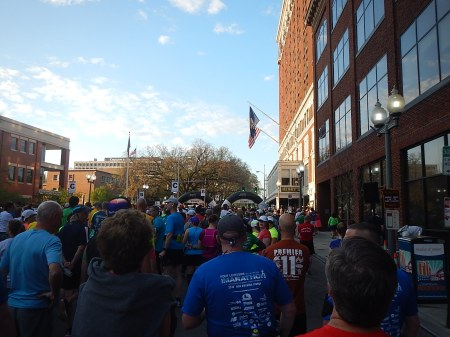 2015 Blue Ridge Half Marathon