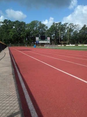 Myrtle Beach High School Track