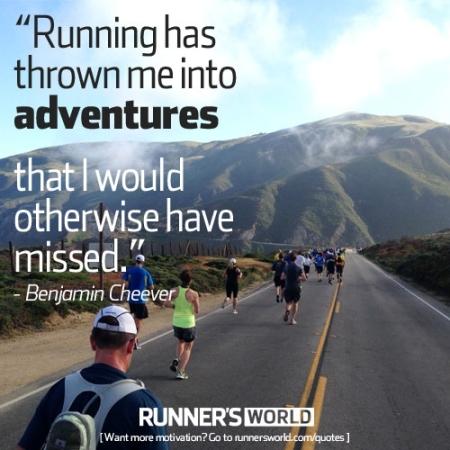 Runner's World Running Motivation
