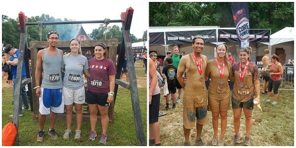 DC Spartan Sprint Race