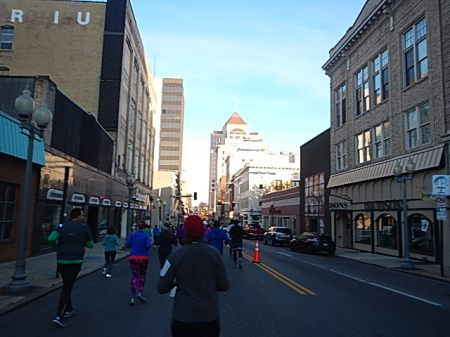 2014 Star City Half Marathon