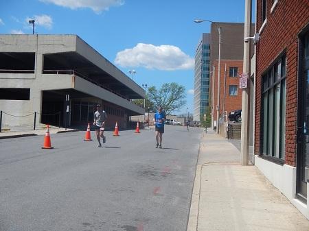 2014 Blue Ridge Full Marathon