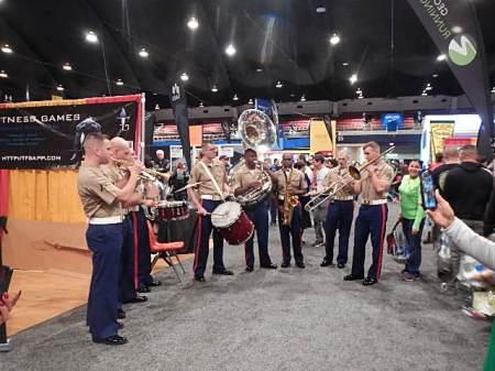 2014 Marine Corps Marathon Expo