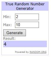4-18-14 giveaway winner