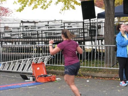 2013 Charlotte's Thunder Road Marathon