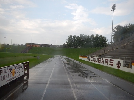 Pulaski County High School Track