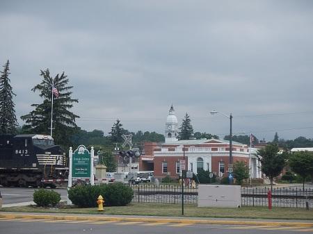 Downtown Pulaski Town of Pulaski