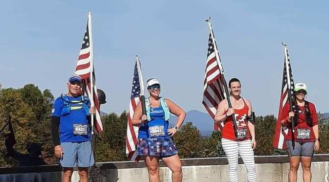 Virtual Marine Corps Marathon – Race Report